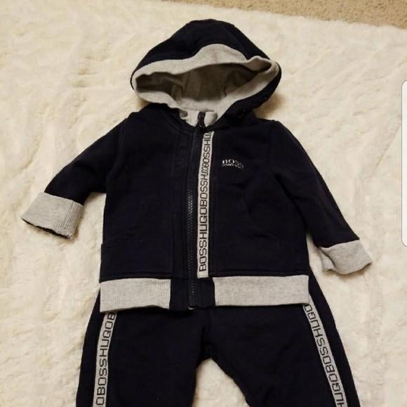 d0acb16a5 Hugo Boss Matching Sets | Baby Sweat Suit | Poshmark